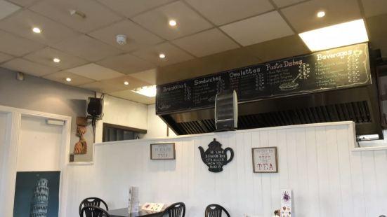Abuya Maju Cafe