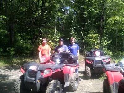 NEK Adventures ATV & Snowmobile Tours