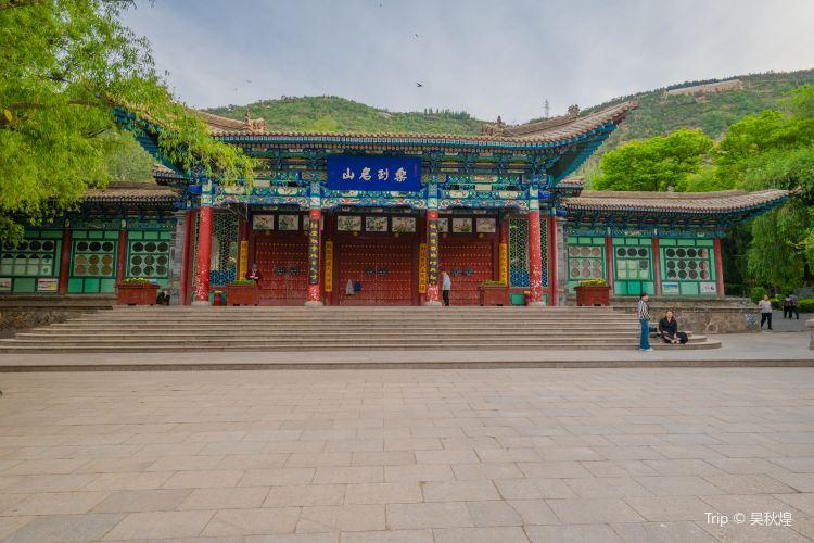 우취안산(오천산) 공원2
