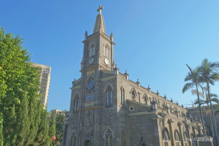 판촨푸 천주교 성당1
