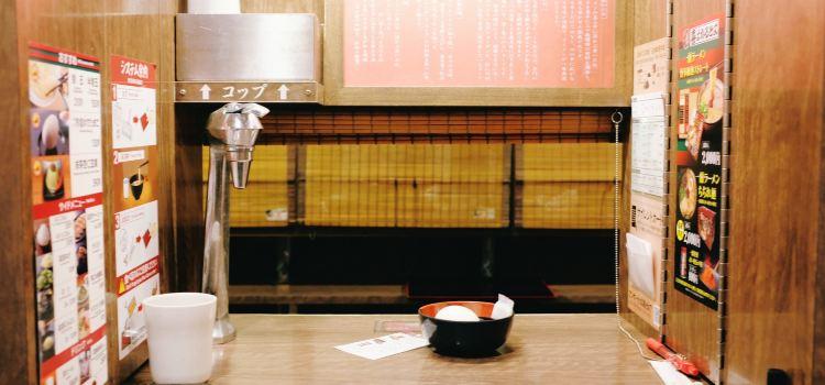 一蘭拉麵(博多Sun Plaza地下街店)2