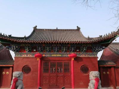 Ningjinpudu Temple
