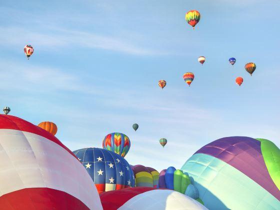 熱氣球節公園