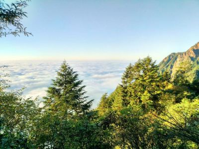 九峰山景観地