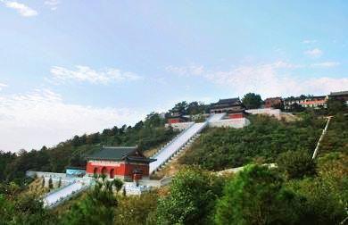 Guanyin Mountain Yunjiguan