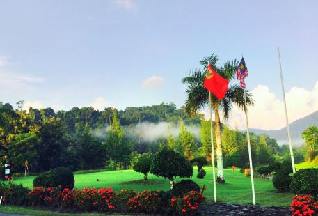 Gunung Raya Golf Course