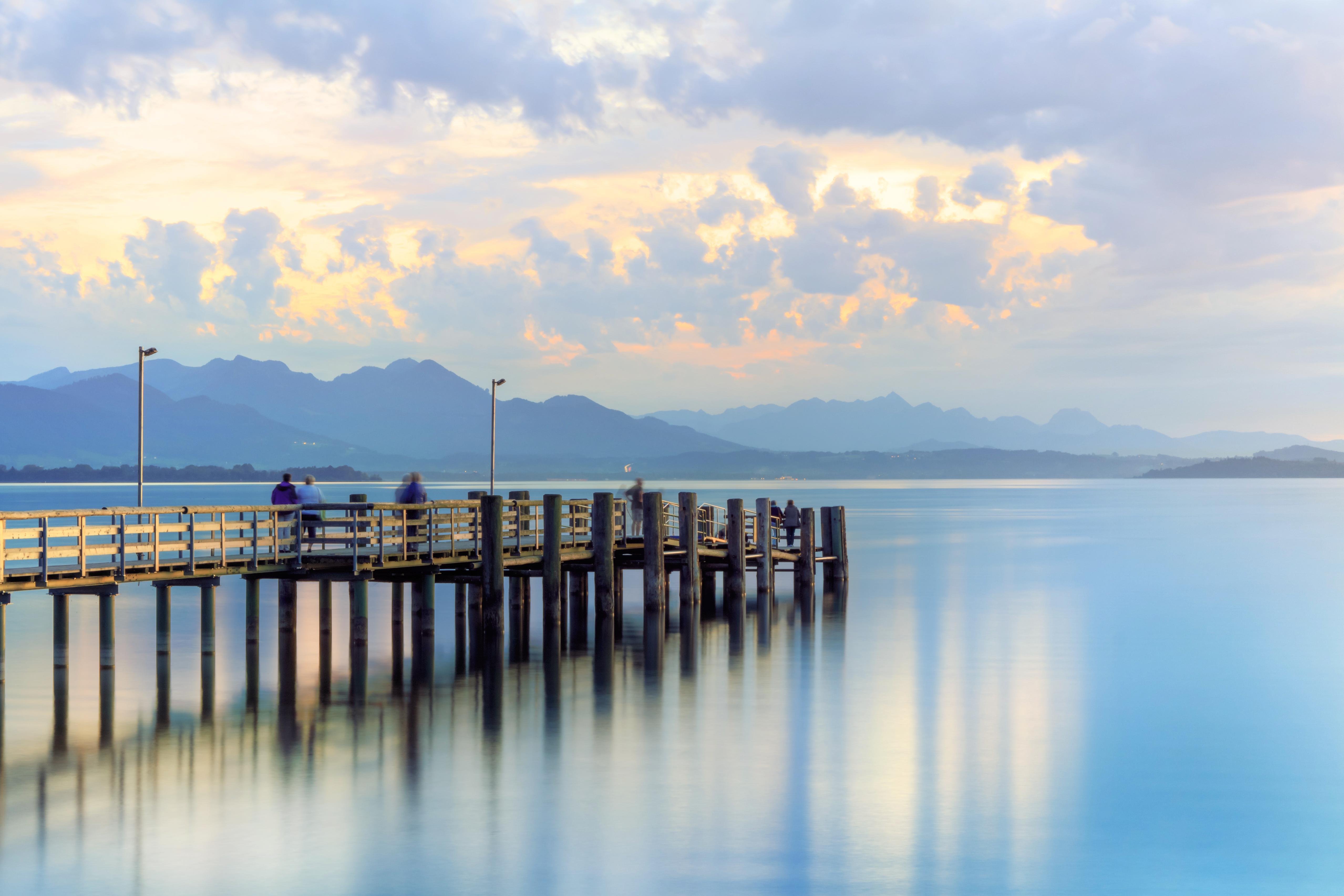 Chiem Lake