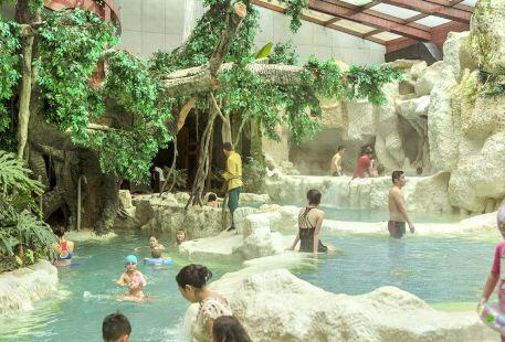 화수만 온천 호텔