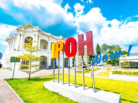 Ipoh City Hall Building