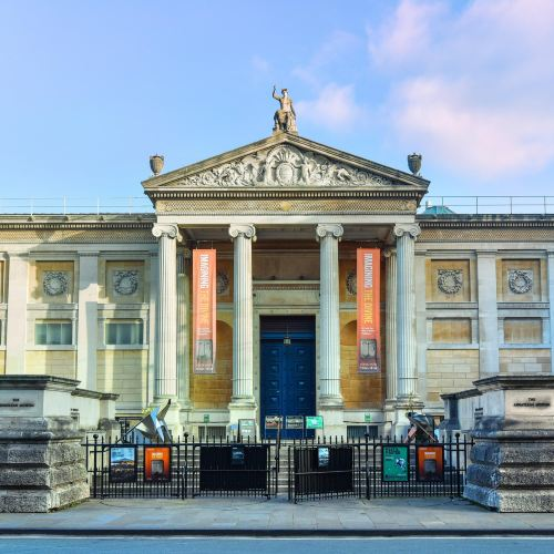 Ashmolean Museum of Art and Archaeology