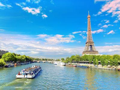 Bateaux Mouches塞納河遊船