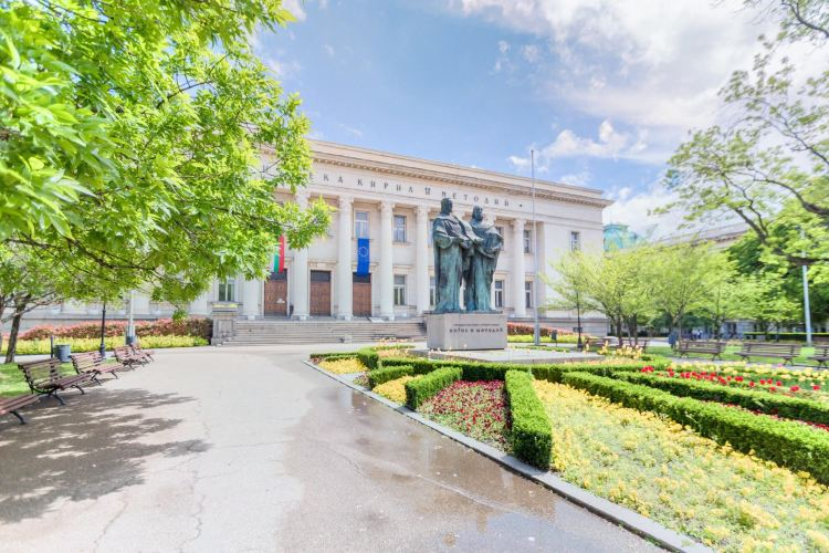 Bulgarian National Library (St. Cyrill and St. Methodius National Library)1