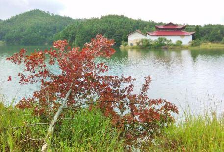 天平山風景區