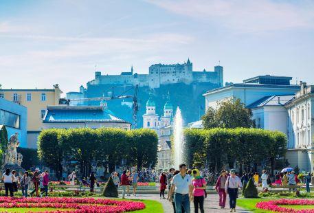 米拉貝爾宮殿和花園
