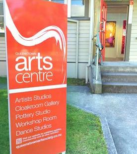 Queenstown Arts Centre