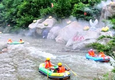 Journey to the West Rafting