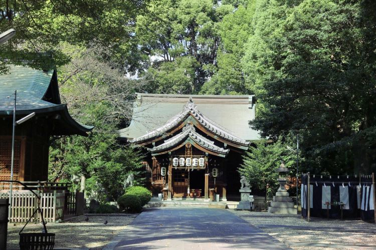 Hioki Shrine