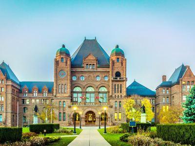 Ontario Legislative Building