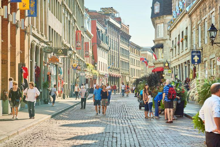 Old Montréal