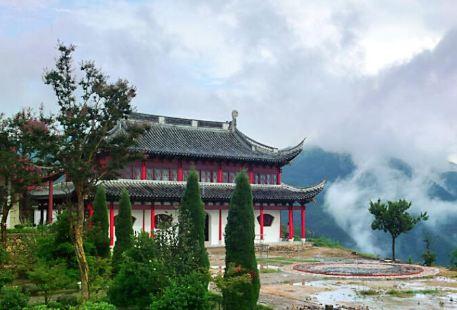 Tiantai Mountain Tongbaigong