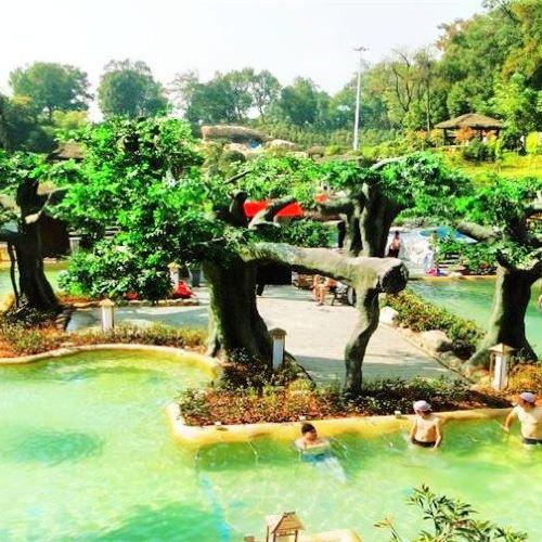 후이탕 온천 화톈성 휴양관광단지