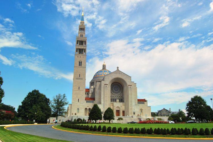 聖母無玷始胎國家朝聖地聖殿1