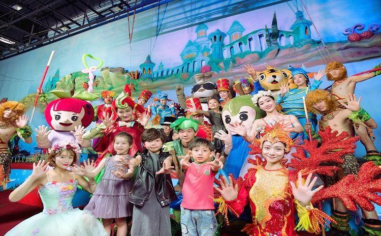 杭州爛蘋果樂園1