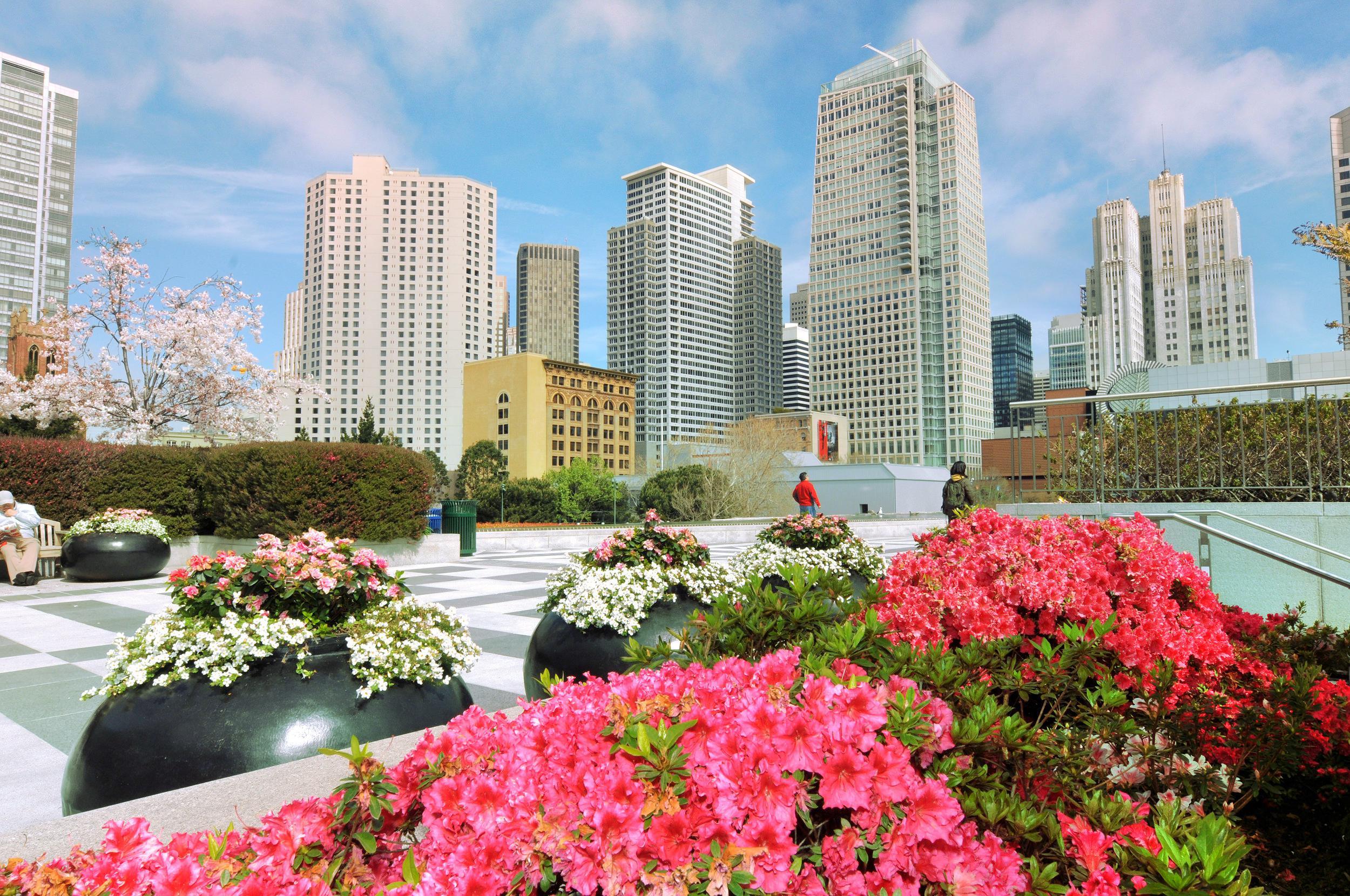 Yerba Buena Gardens Travel Guidebook Must Visit Attractions In San Francisco Yerba Buena Gardens Nearby Recommendation Trip Com