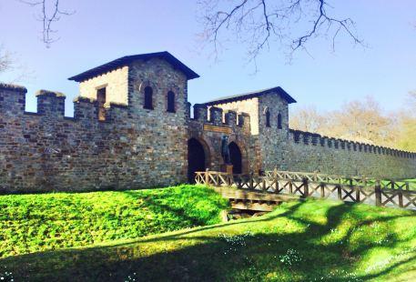 Saalburg Roman Castle and Archeology Park