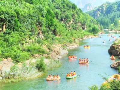 Xinglong County Red River Rafting