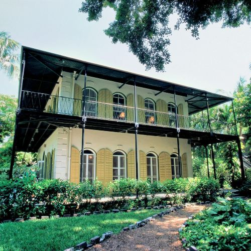 The Ernest Hemingway Home and Museum