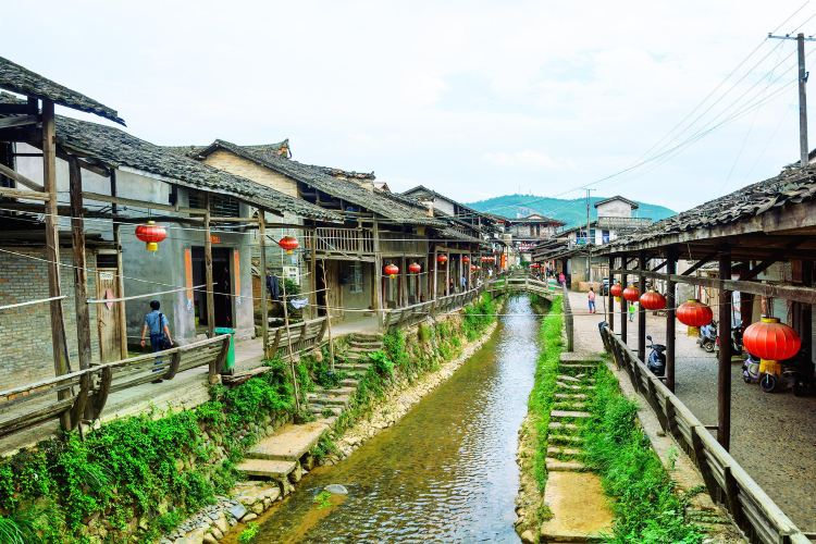 Xiamei Ancient Residence