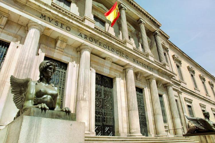 馬德里國立考古博物館