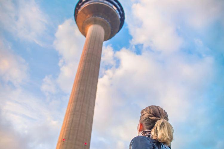 Nasinneula Observation tower1