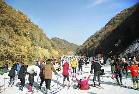Ganshan Ski Field