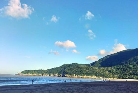 허푸전 해변