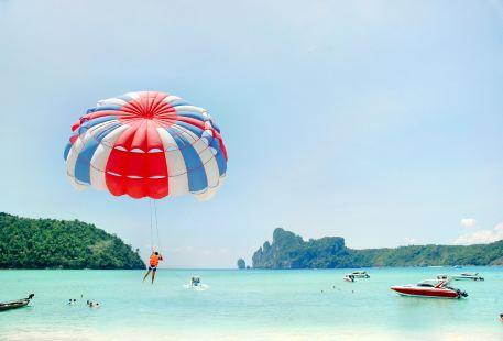 聖科達海岸跳傘