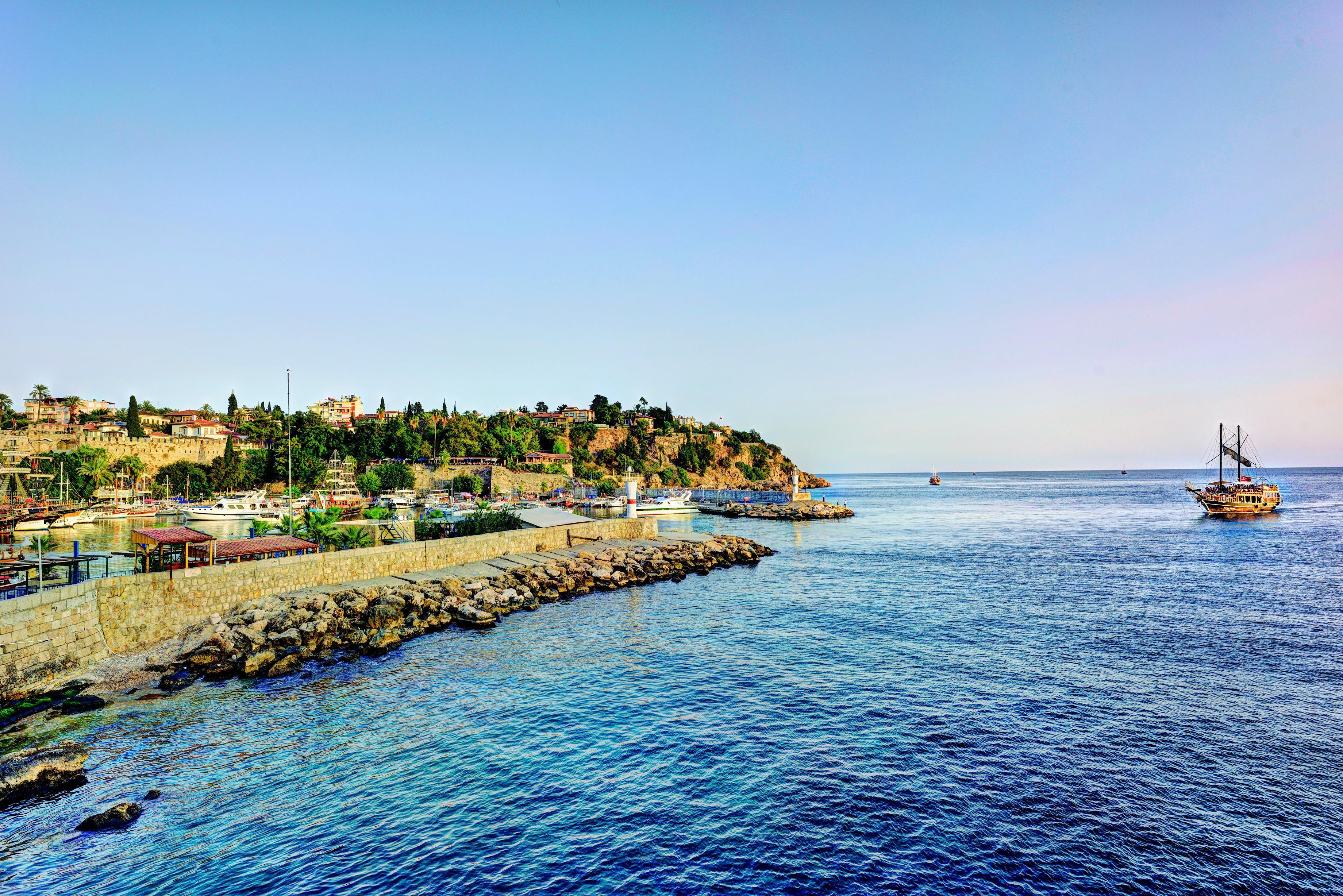 地中海沿岸