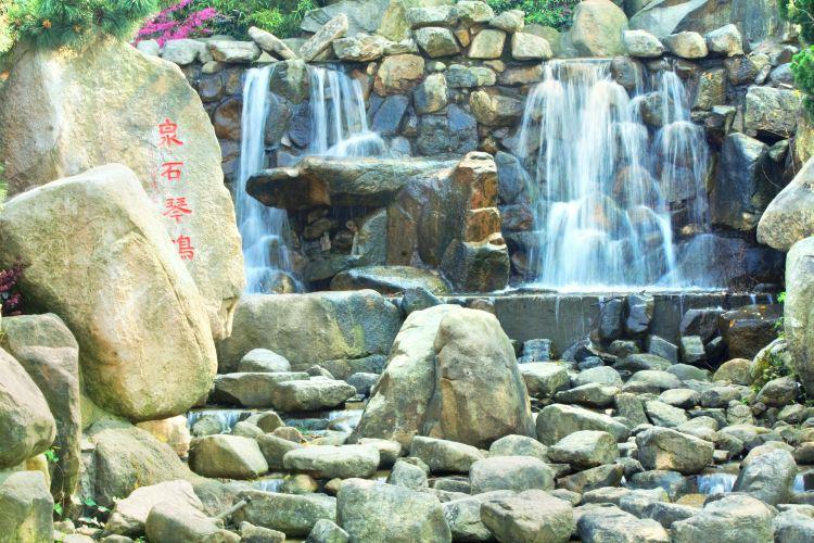 Baimajian Longchi Scenic Area1