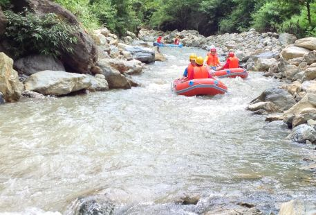 Zhongba River Valley Drifting
