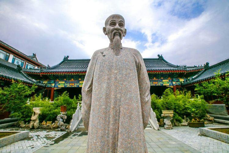 Zhengbanqiao Memorial Hall2