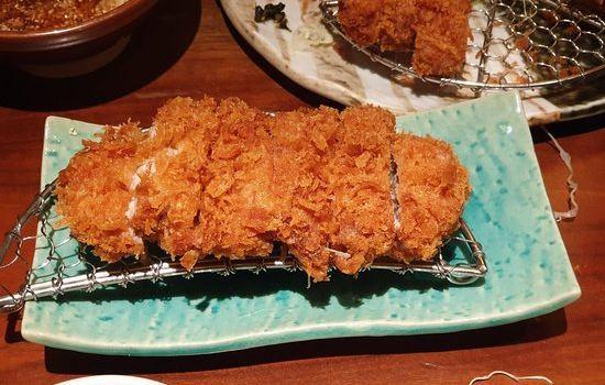 名代豬排Katsukura(三條本店)1