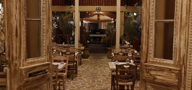 希臘餐廳1