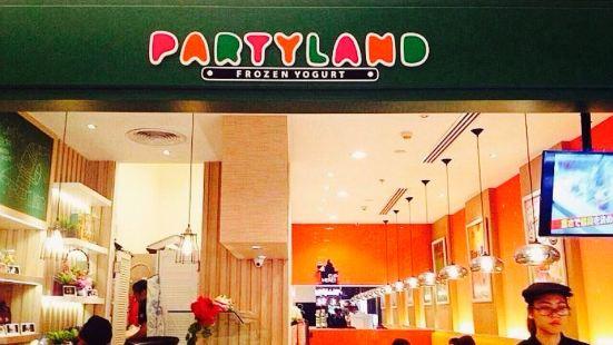Partyland Frozen Yogurt
