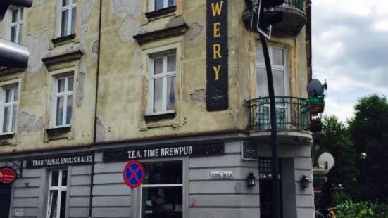 Tea Time Brewpub