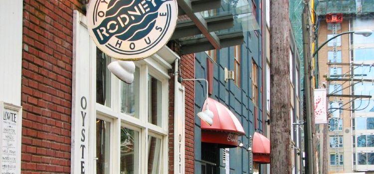 Rodney's Oyster House (Yaletown)