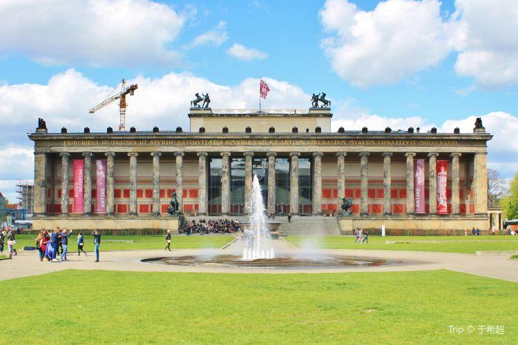柏林舊博物館3