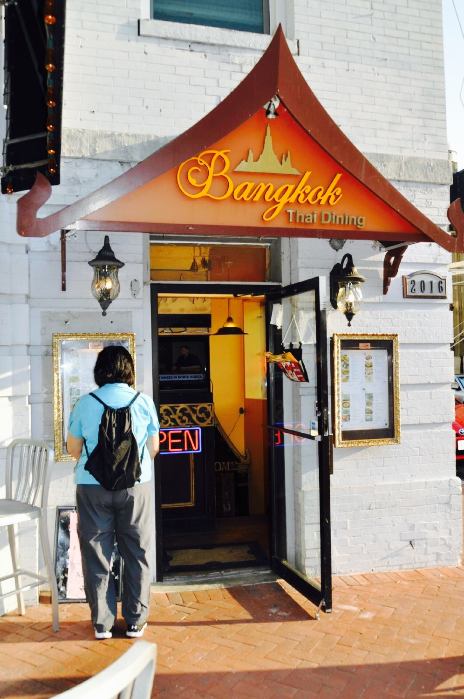 Bangkok Thai Dining Reviews Food Drinks In District Of Columbia Washington D C Trip Com