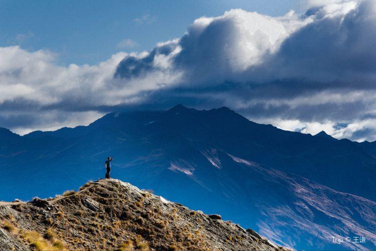 Roys Peak Track3
