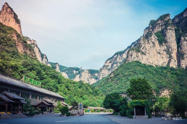 雲台山風景名勝區1